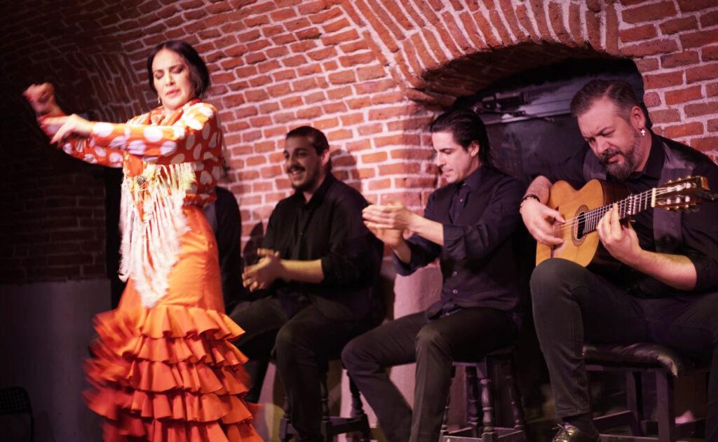 Essential tablao flamenco en Madrid