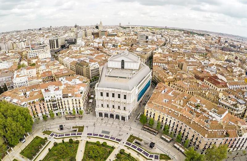 Teatro Opera del Madrid