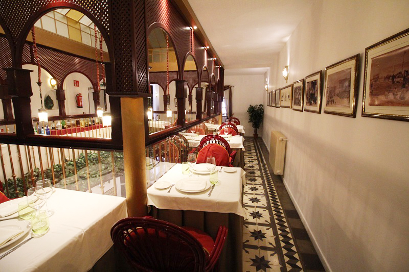 Restaurante La Antigua en Tomelloso