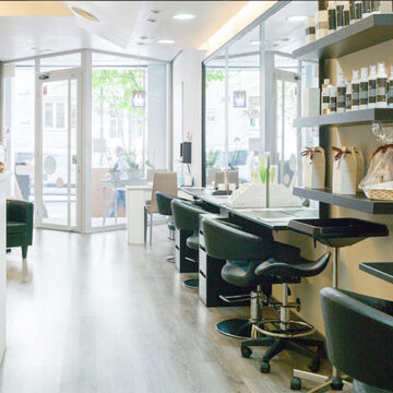 Urban Studio – salón de belleza y peluquería ecológica