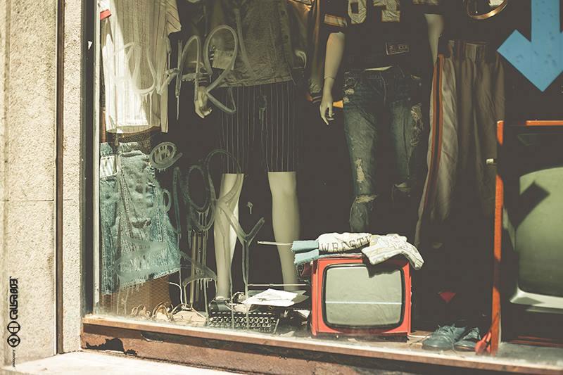 Tiendas Vintage de Madrid como Alphaville