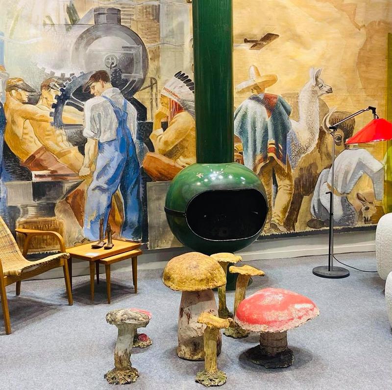 Antik Passion feria de arte y antiguedades de Madrid