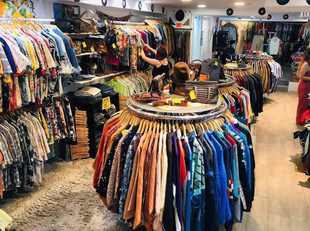 12 tiendas Vintages de Madrid como aramayo