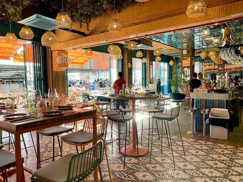 Xiringuito bar  y restaurante