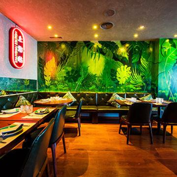 Shang Hai Station – exótico viaje por la gastronomía China