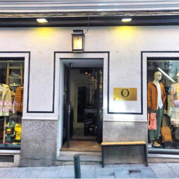 Ø-Madrid – tienda de moda sostenible en el Barrio de las Letras